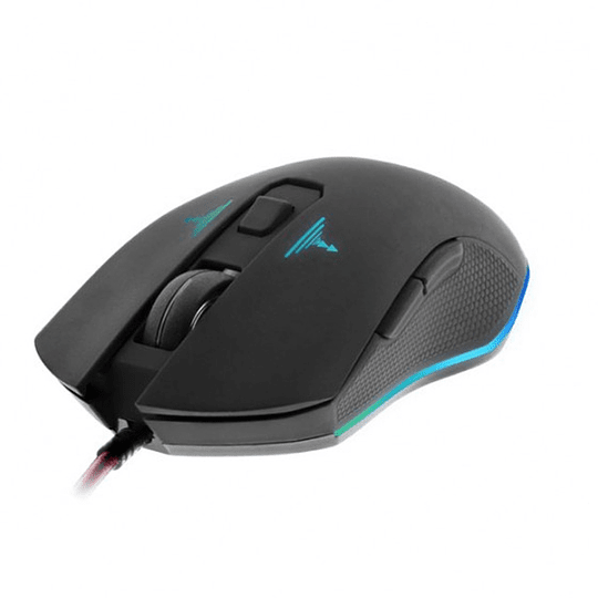 Mouse Gamer Óptico Usb X-tech Xtm-710 6 Botones 3200dpi