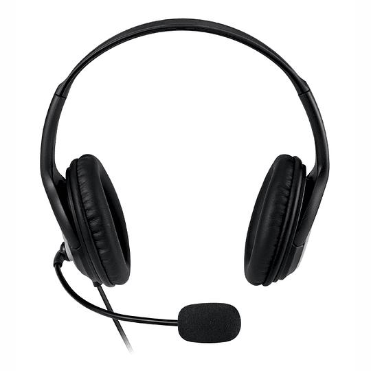 Audifonos Con Microfono Microsoft Lifechat Lx-3000 USB