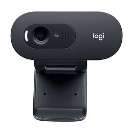 Camara Web Usb Logitech C505 Hd Webcam 720p 30fps