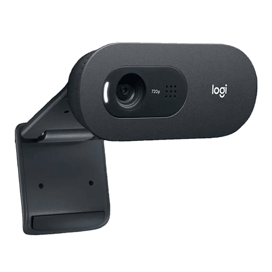 Camara Web Usb Logitech C505 Hd Webcam 720p 30fps