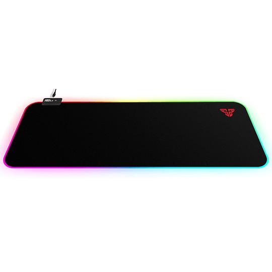 Mousepad Gamer Pro Led Rgb Fantech Mpr800s Firefly 80x30 Xl