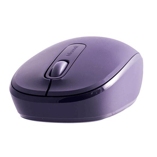 Mouse Inalámbrico Microsoft Mobile 1850 Purpura