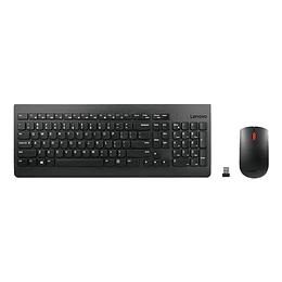 Pack Teclado + Mouse Lenovo Essential Wireless KBRFBU71 MORFKHO