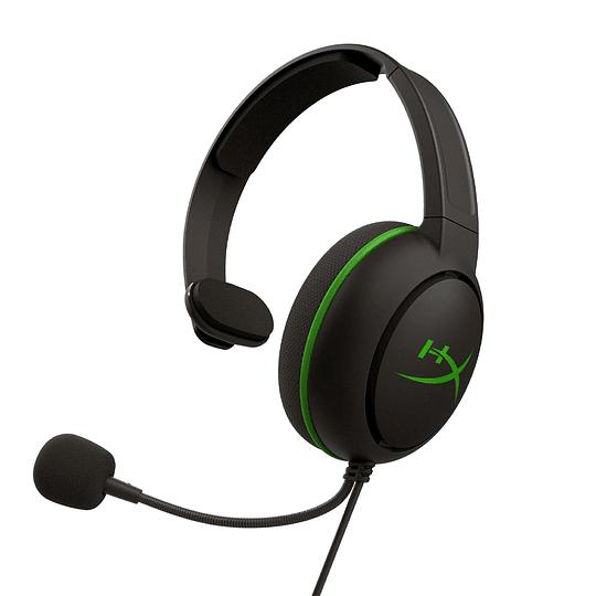Audifonos Gamer Pro Hyperx Cloud Chat Para Xbox
