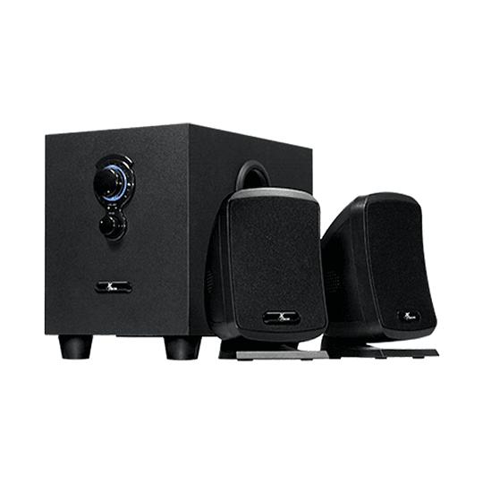Sistema de parlantes estéreo 2.1  Xtech Augury Xts-420