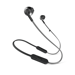 Audifono Bluetooth JBL T205BT Negro