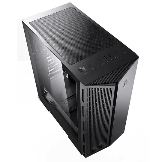 Gabinete Gamer Pro Msi Gungnir 110m Vidrio Templado + 4 Ventiladores