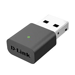 Adaptador Inalambrico Wifi Nano Usb 2.0 N300 D-link Dwa-131