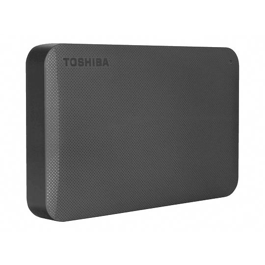 Disco Duro Externo Toshiba Canvio Ready 4tb USB 3.0