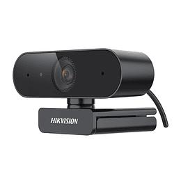 Camara Web Webcam Hikvision 1080p Full Hd Ds-u02 Negro