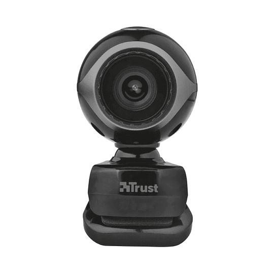 Webcam Trust Exis Con Micrófono