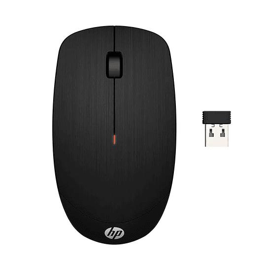 Mouse Inalámbrico Hp X200 Negro