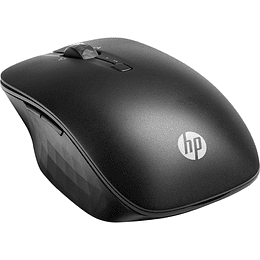 Mouse Inalámbrico Bluetooth Hp Travel 6sp30aa Negro