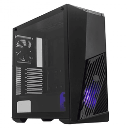 Gabinete Gamer Cooler Master Masterbox K501l 1 Fan Rgb Atx