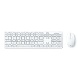 Kit Teclado y Mouse Bluetooth Microsoft QHG-00033 Glaciar