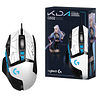 Mouse Gamer Pro Logitech G502 Hero Kda Lol Rgb 25600dpi