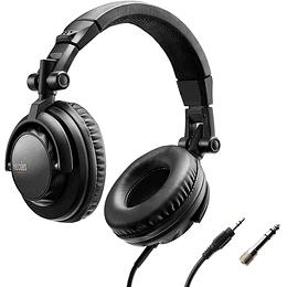 Audifonos De Dj Hercules HDP DJ45 Con Cable Espiral