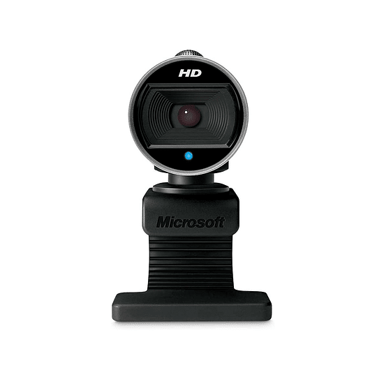 Cámara Web Microsoft Lifecam Cinema Hd 720p Con Micrófono