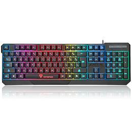 Teclado Gamer RGB Motospeed K70