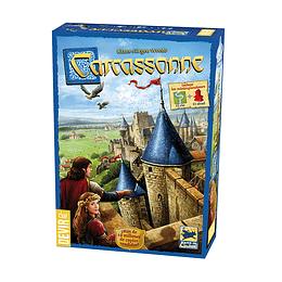 Juego De Mesa Carcassonne Básico