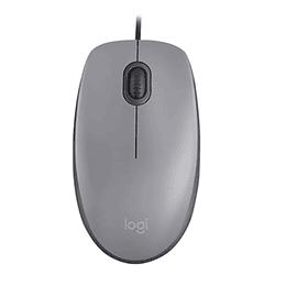 Mouse Logitech M110 Silent Silver