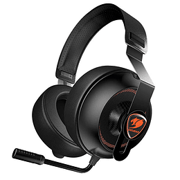 Audifono Gamer Cougar Phontum Essential Negro