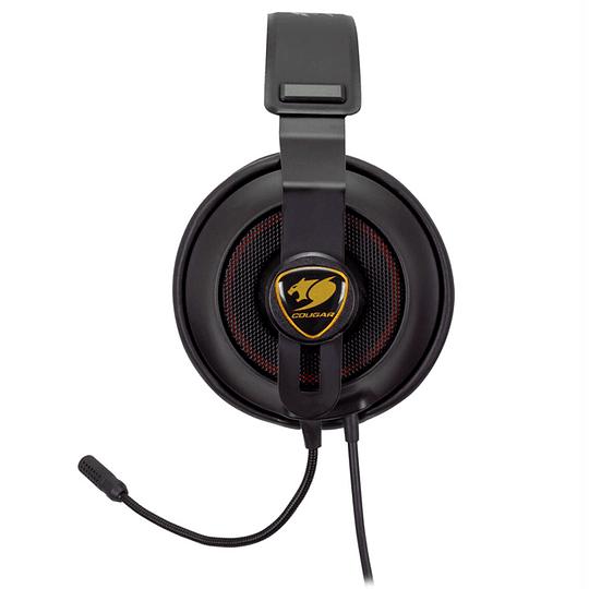 Audifono Gamer Cougar Phontum Essential Negro