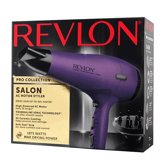 Secador De Pelo Profesional Revlon Salon AC