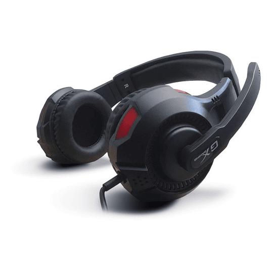 Audífono Gamer Genius Vibración G600v