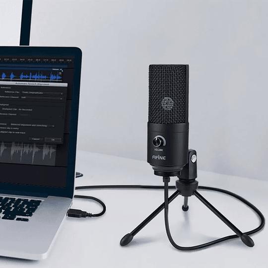 Micrófono Condensador Profesional Fifine K669