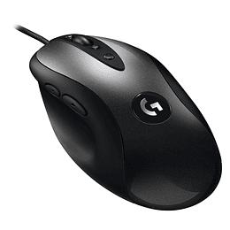Mouse Gamer Óptico Pro Logitech Legendary Mx518 16000dpi