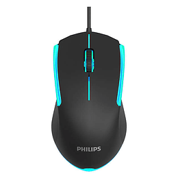 Mouse Gamer Philips G314 Led