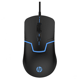 Mouse Gamer Optico Hp Led M100