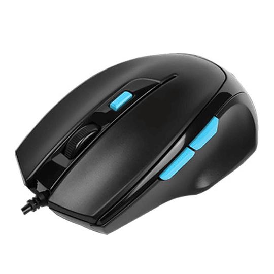 Mouse Gamer Óptico 6 botones Hp M150