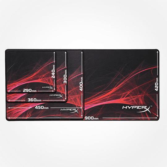 Mousepad HyperX Fury S Pro M Speed Edition 36x30cm