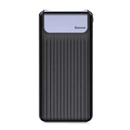 Power Bank Pro Baseus Pantalla Lcd 10000mah