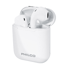 Audífono bluetooth Philco True Wireless TWD2B Touch