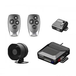 Alarma Para Auto Irt Control Semimetalico /opcion Gps /bluetooth