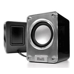 Altavoz Para Pc Usb 2.0 5w 3,5mm Klip Xtreme Mini Ii Kes-212