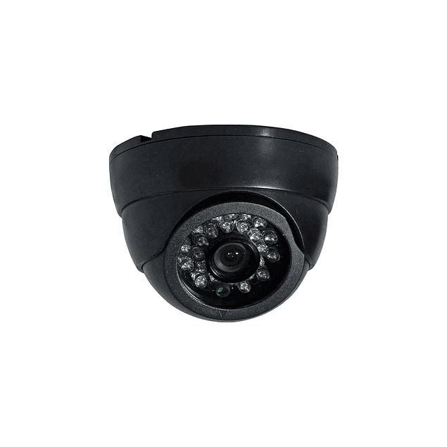 câmera dome clássica