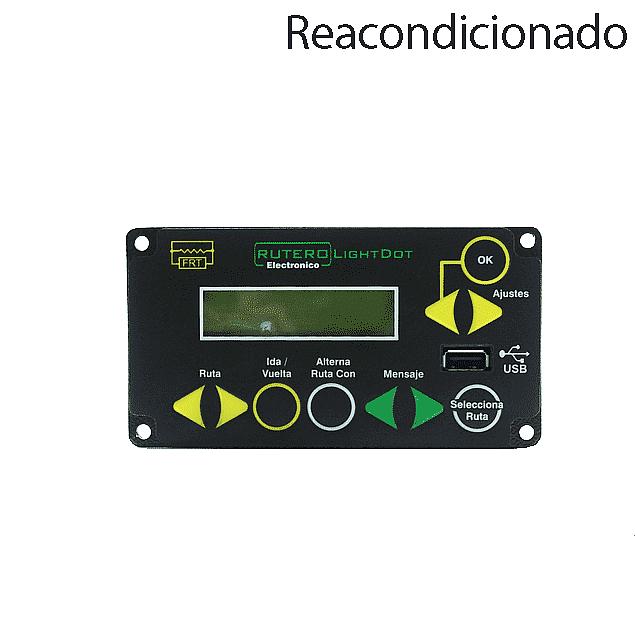 Unidad de control de letrero Frt Reacondicionado