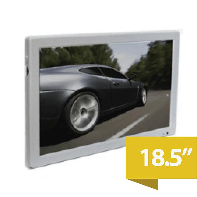 Monitor LED widescreen dobrável de 18,5 '