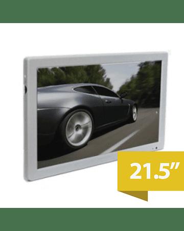 Monitor LED Widescreen Fixo de 21,5 '