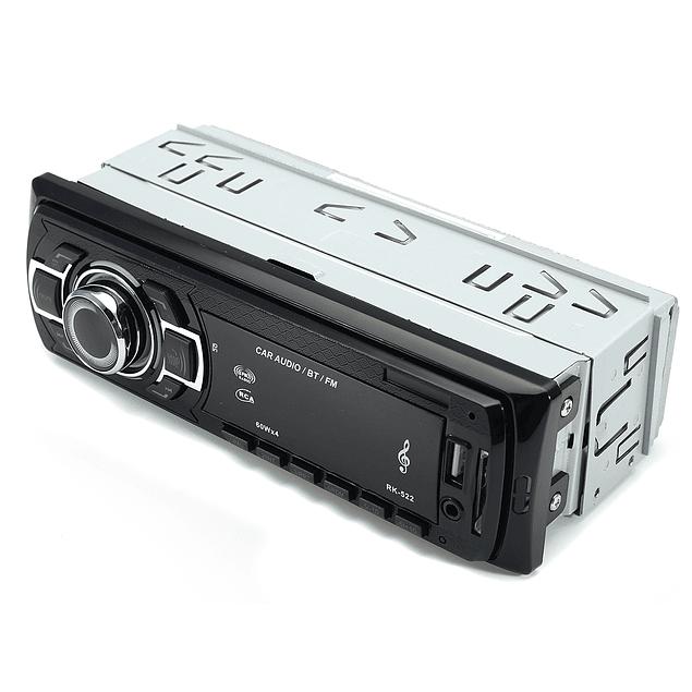 Rádio básico com Bluetooth