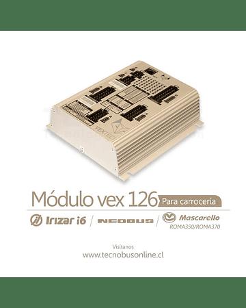 Módulo multiplex Vex (Dimelthoz DL 126)