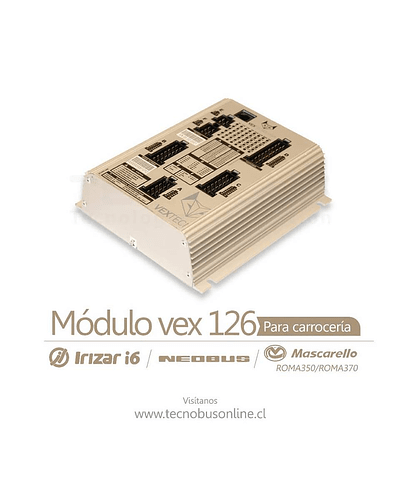 MODULO MULTIPLEX VEX (DIMELTHOZ DL 126)