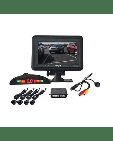 Kit De Retroceso para Bus/Camión