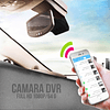 CAMARA DE SEGURIDAD DASHCAM CON GRABACION FULL HD 1080P/128 Gb