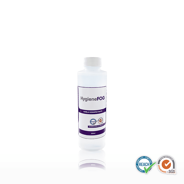 Sanitizante HygieneFOG 250ml