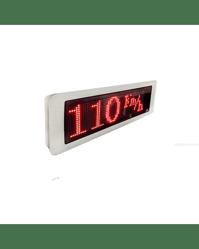 Display De Velocidad Led Interno Gps